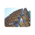 Леса и другие конструкции для ремонтно-строительных работ