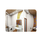 Услуги по дизайну ванной комнаты, санузла
