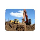 Машины и оборудование для земляных работ