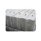 Монтаж фундаментных блоков