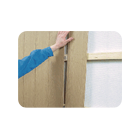 Монтаж стеновых панелей