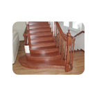 Продажа деревянных лестниц